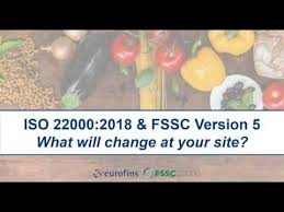 ISO 22000-2018 Certification, Integration of FSSC 22000 Version 5 and ISO 22000-2018