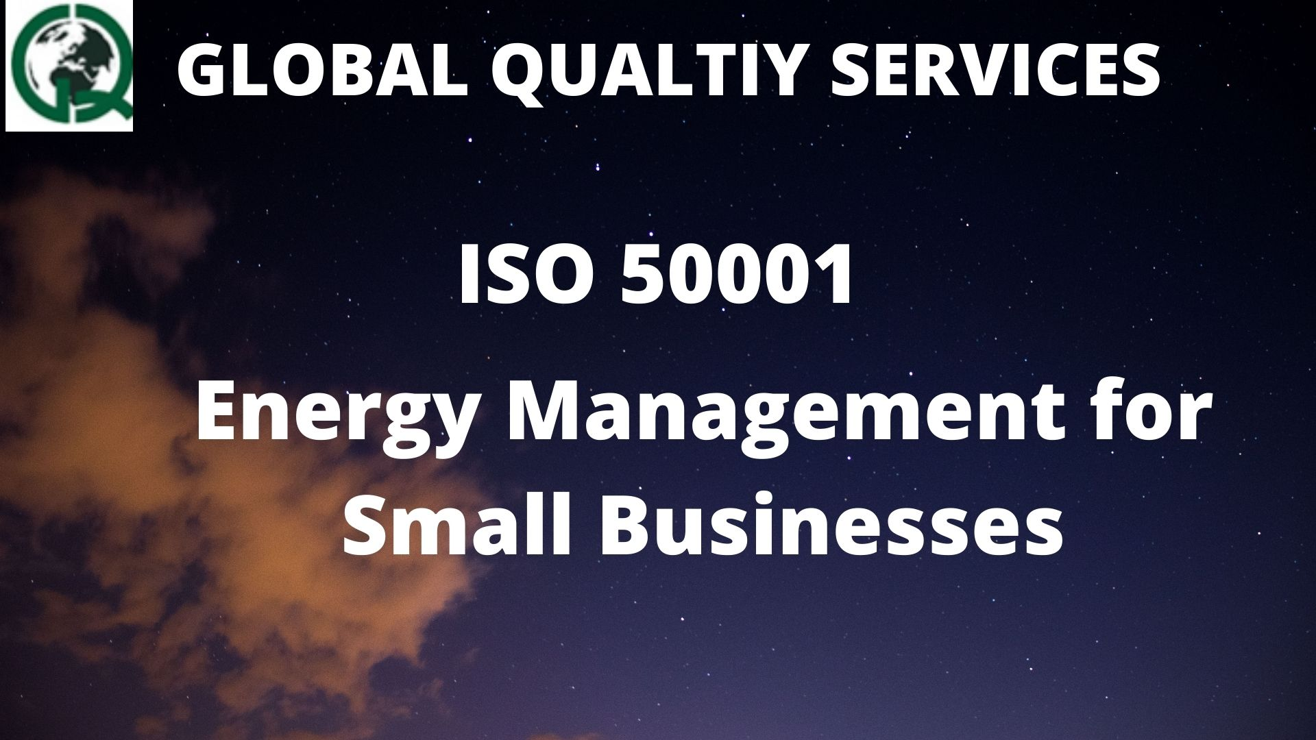 ISO Certification On Energy Management for Small Businesses